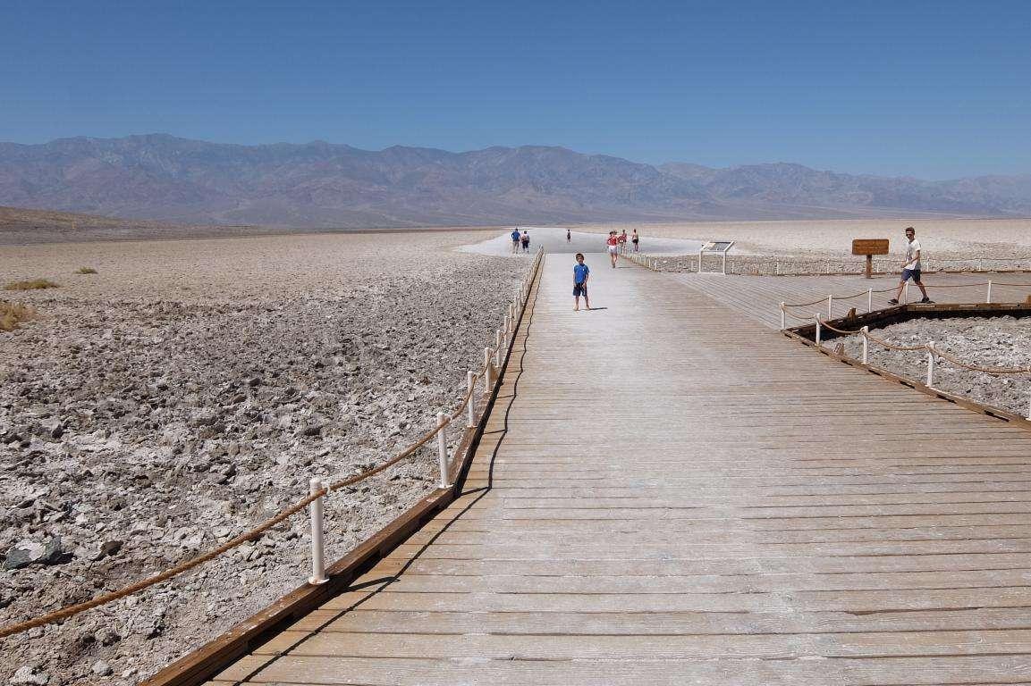 Valle della Morte o Death Valley cosa vedere