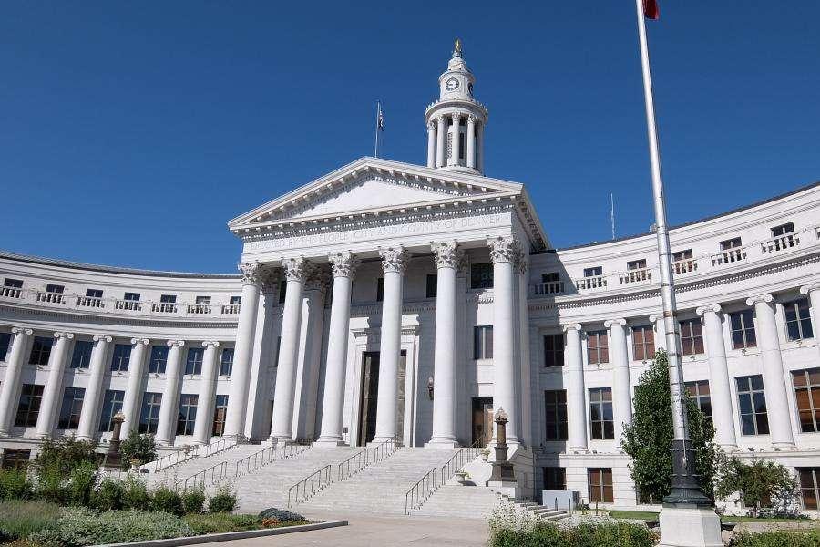 Denver Palazzo di giustizia
