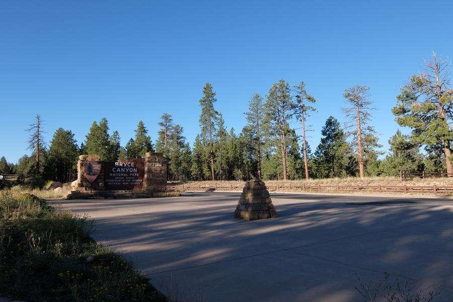 Entrata Bryce Canyon
