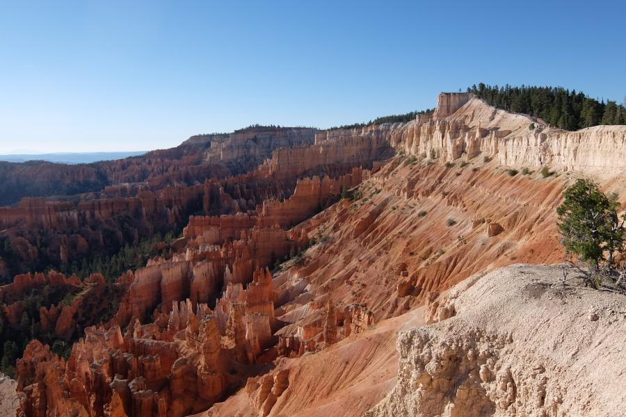Bryce Canyon le finestre