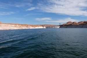 Lake Powell e la diga