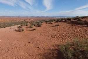 Horseshoe Bend sentiero panoramico