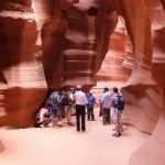 ANTELOPE CANYON cosa vedere Waterholes canyon