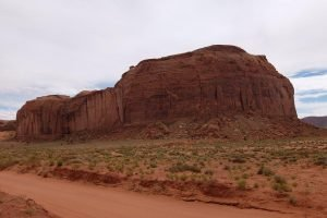Monument Valley Elephant's Butte