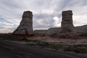 Elephant's feet area Arizona