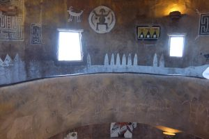 Watchtower interno Grand Canyon
