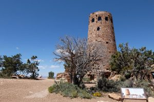 Watchtower esterno Grand Canyon