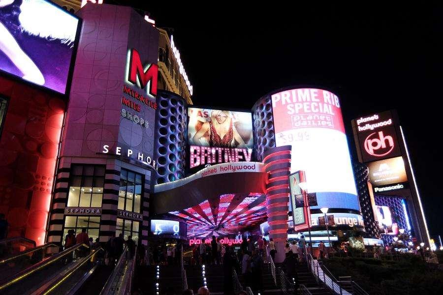 Las Vegas Planet Hollywood