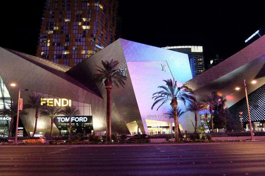 Shopping sulla Strip di Las Vegas