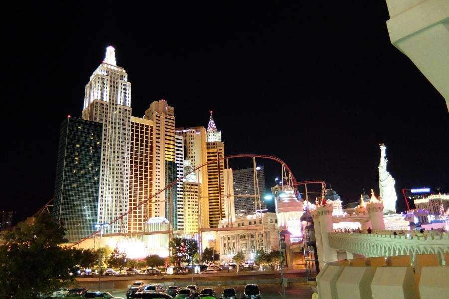 New York New York casinò Las Vegas