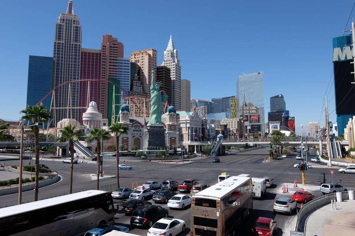 Las Vegas cosa fare e dove andare