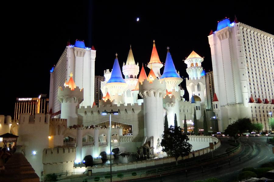 Excalibur Casinò Las Vegas