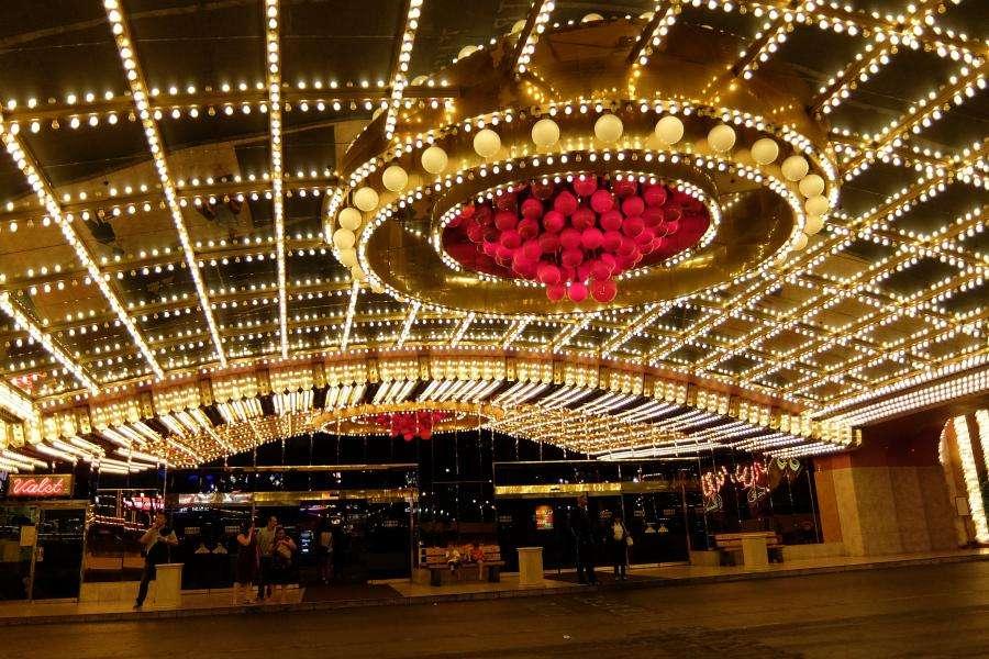 Entrata Circus Circus Las Vegas