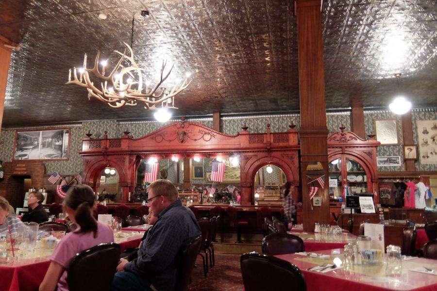 Irma hotel e ristorante Cody