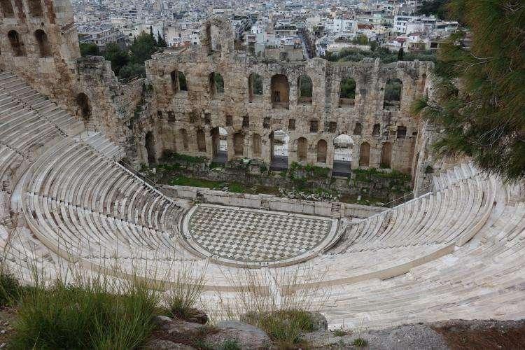 Odeion Atene