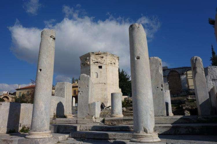 Torre dei venti Atene