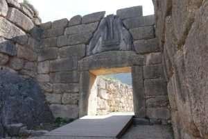 Micene Peloponneso Grecia