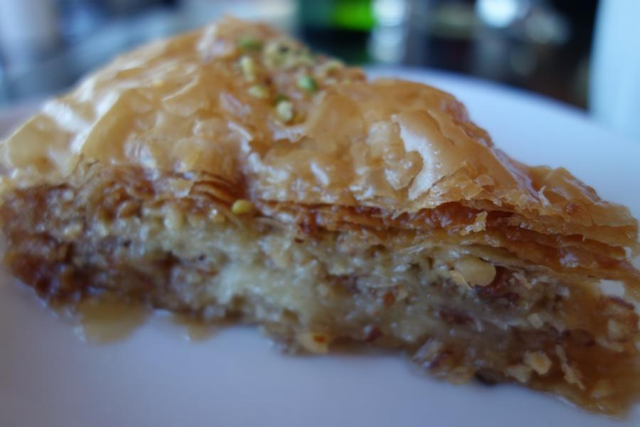 Baklava dolce tipico greco
