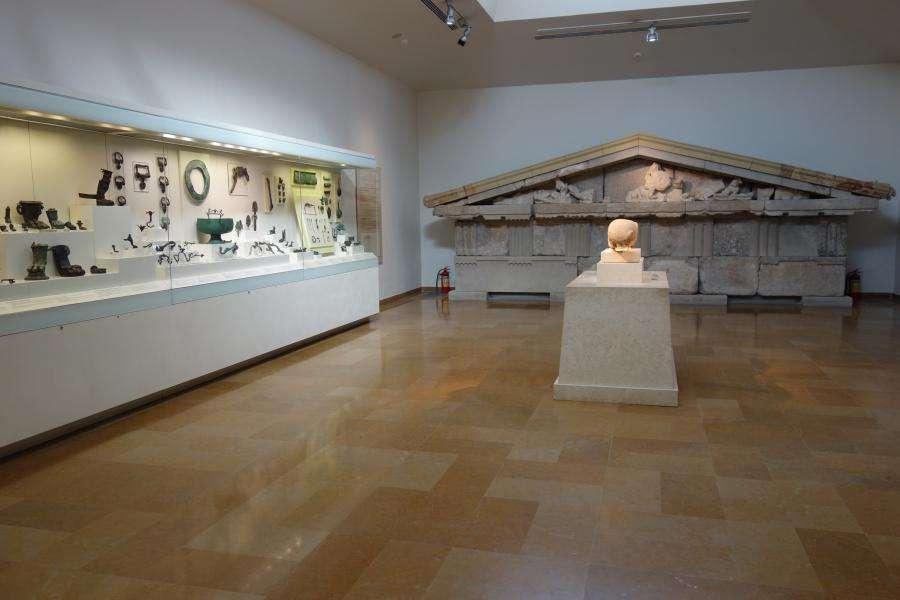 Olimpia museo archeologico