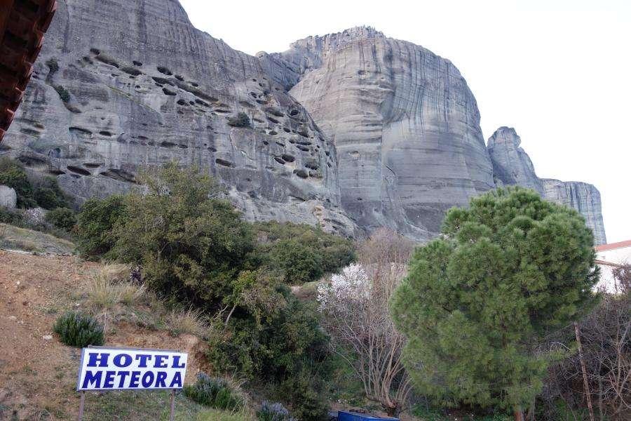 Kalambaka hotel Meteora