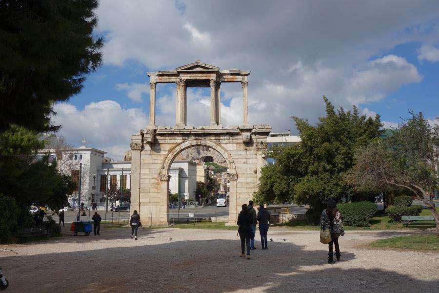 Arco di Adriano Atene