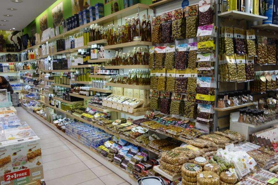 Bazaar Monastiraki