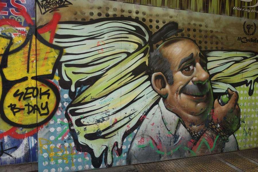 Murales Atene