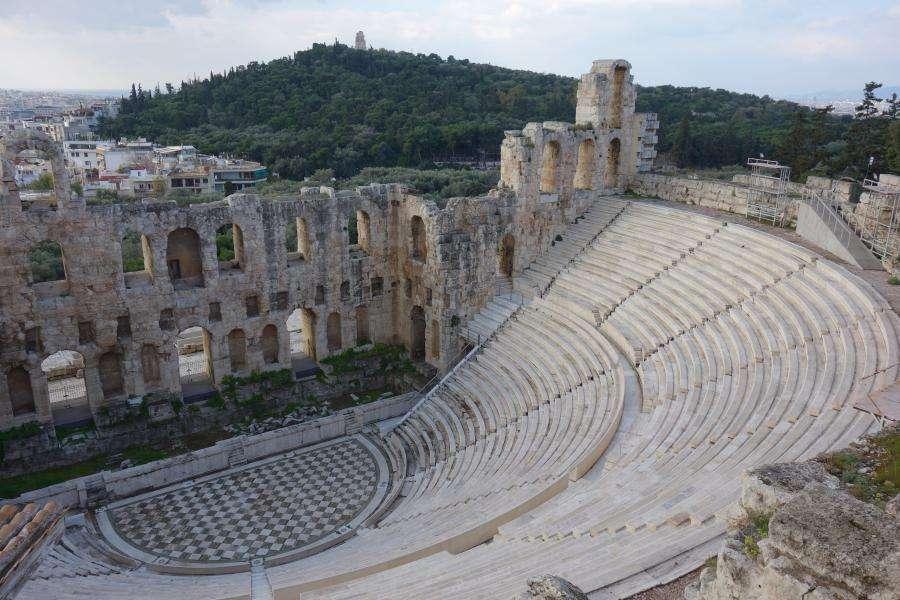 Filopappo colle Atene