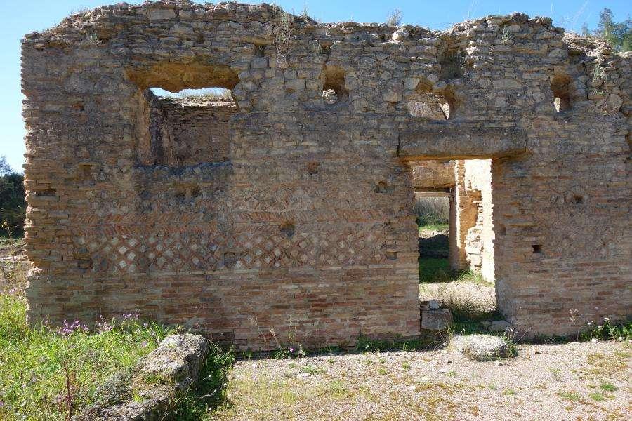 Laboratorio di Fidia a Olimpia