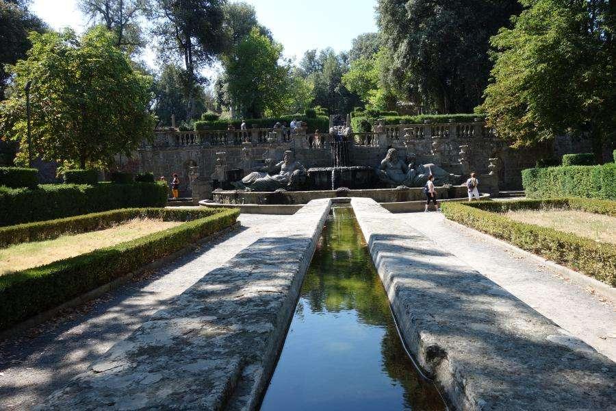 Fontane di Villa Lante a Bagnaia