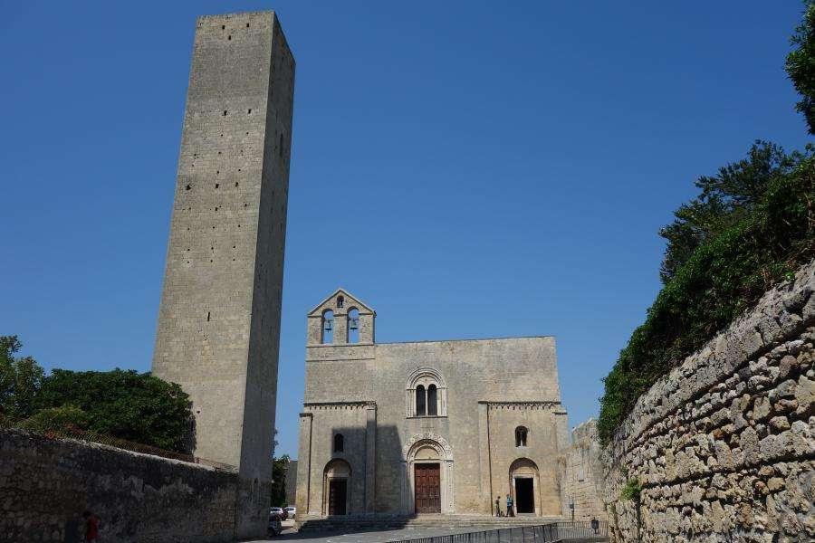 Tarquinia Santa Maria di Castello