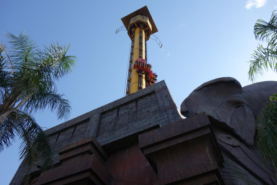 Cinecittà World adventureland