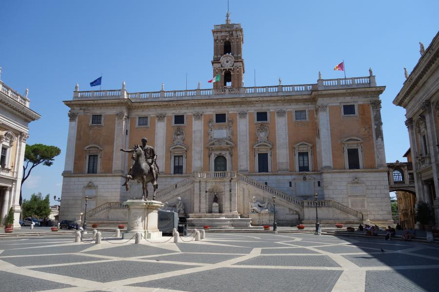 Roma il Campidoglio