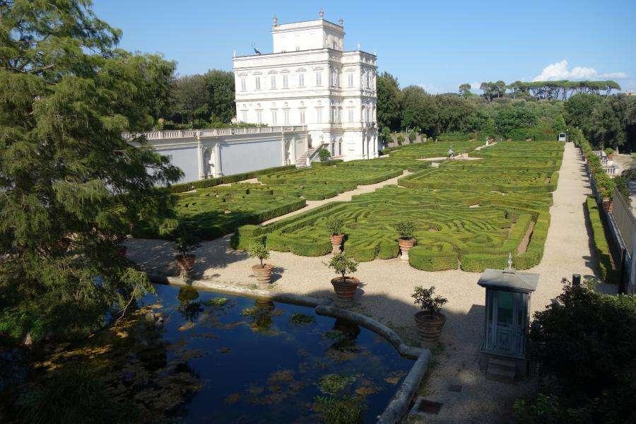 Villa Doria Pamphilj Roma