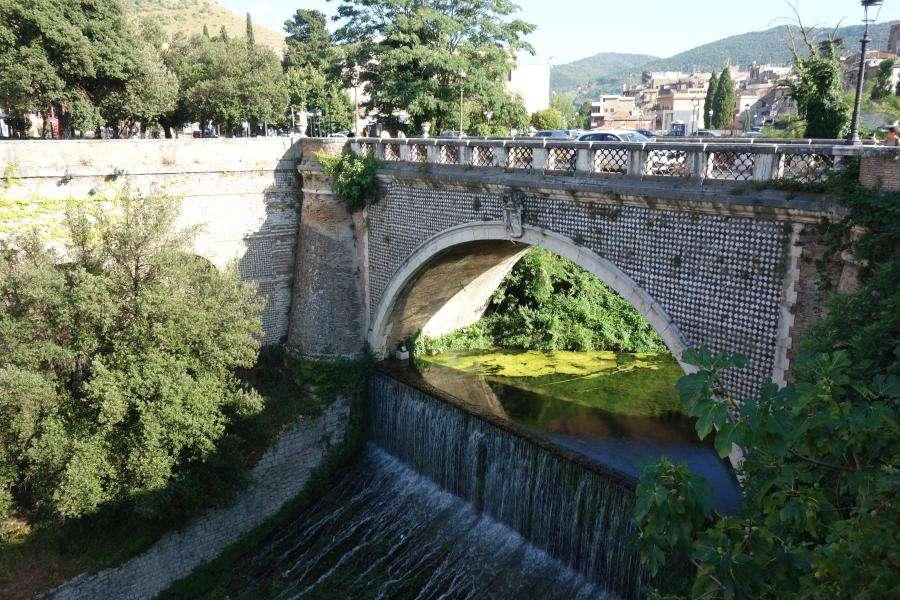 Ponte Gregoriano a Tivoli