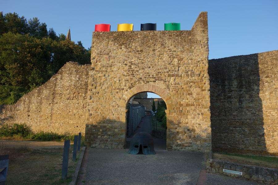 Arezzo Umbria