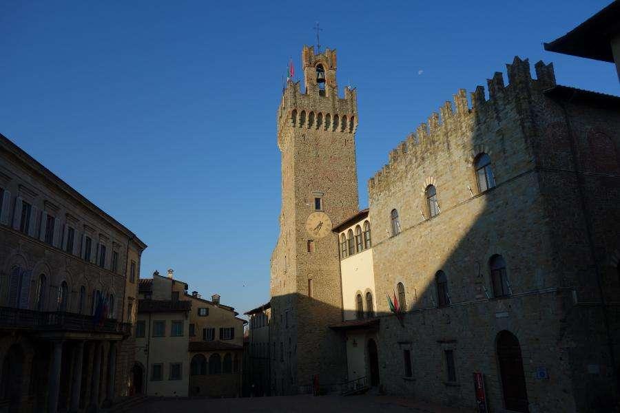 Arezzo centro storico