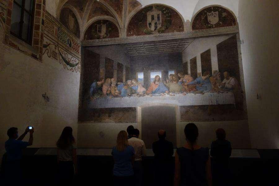Cenacolo Vinciano Milano