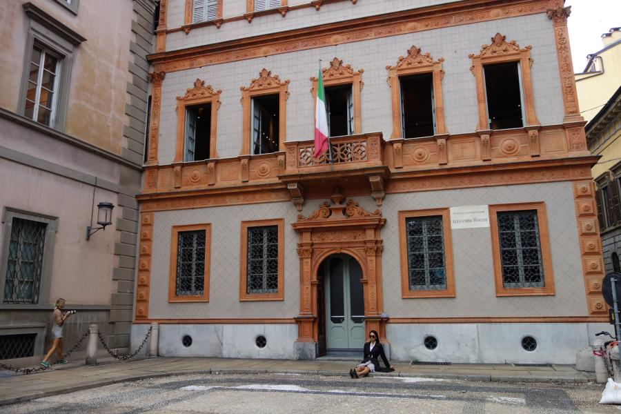 Casa Alessandro Manzoni