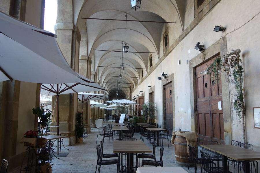 Loggia del Vasari