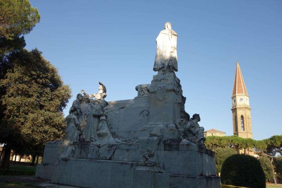 Monumento a Petrarca Arezzo