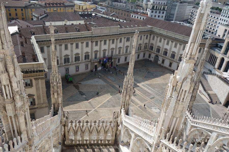 Museo del duomo nel Palazzo Reale