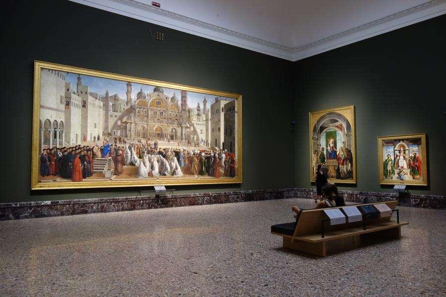 Sala Pinacoteca di Brera