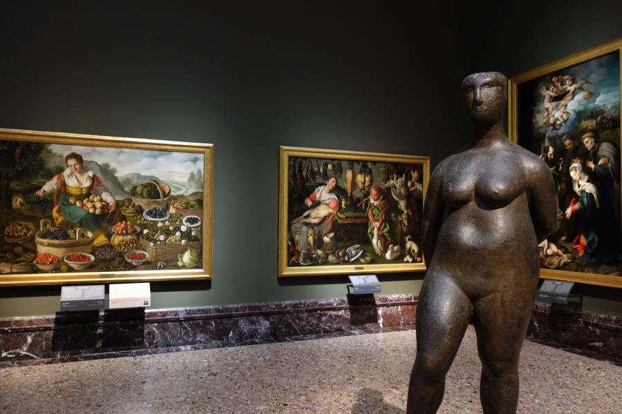 Quadri nella Pinacoteca di Brera