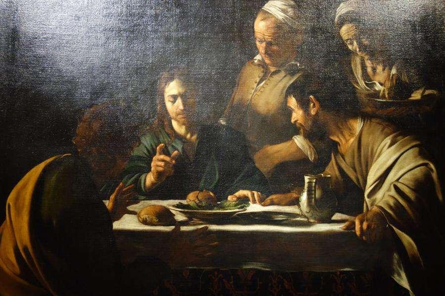 Caravaggio a Brera