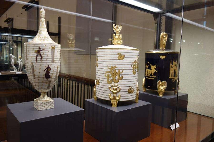 Museo delle arti decorative al castello sforzesco