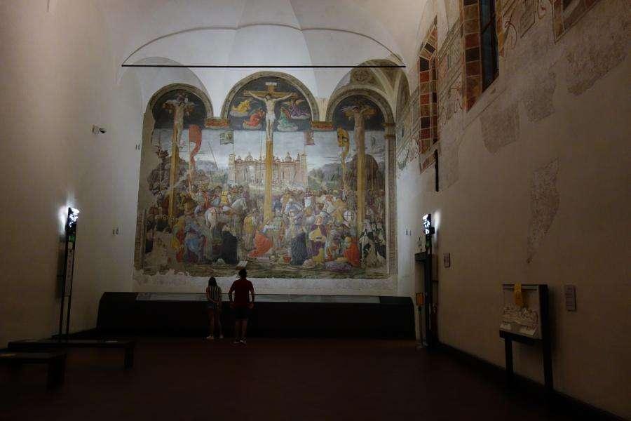 Crocifissione di Montorfano