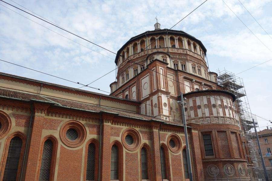 Tribuna di Santa Maria delle Grazie