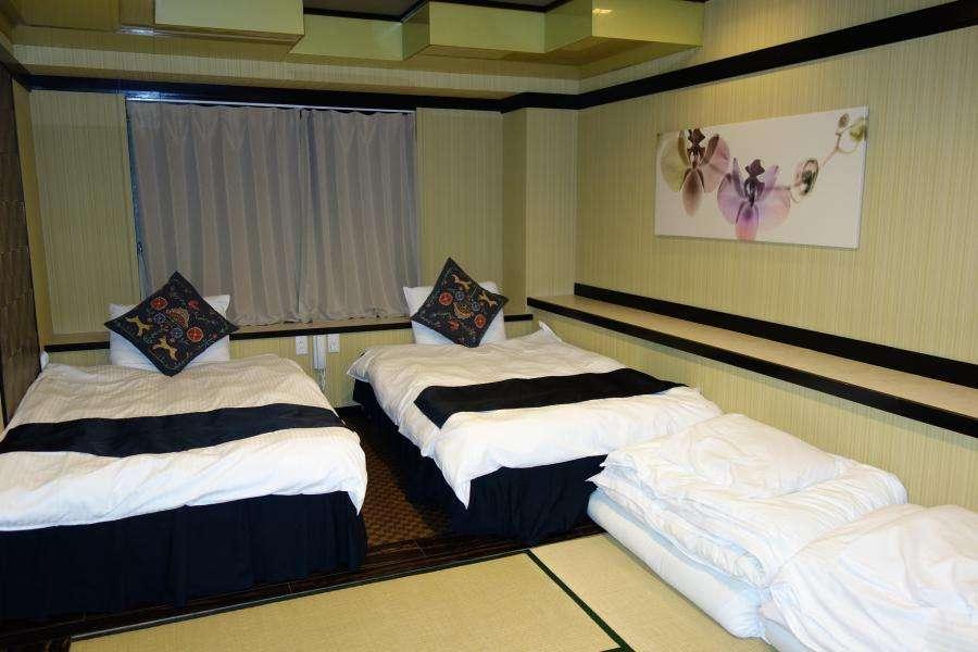 Hotel Pagoda Nara Giappone