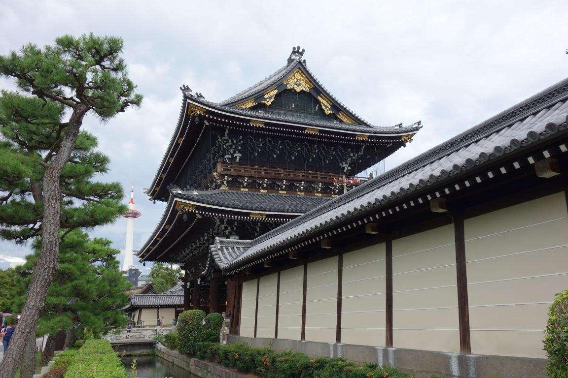 Tifone su Kyoto cosa fare e vedere